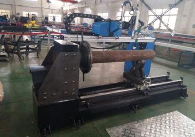 สำหรับการขายร้อน plasma cnc และเครื่องตัดเปลวไฟหุ่นยนต์เครื่องตัดพลาสม่า