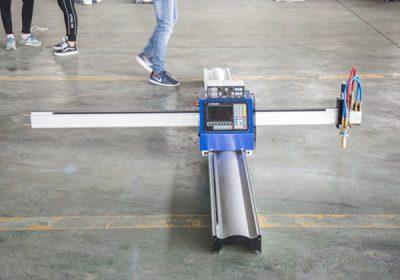 อุปกรณ์โลหะพลาสม่า CNC และเครื่องตัดเปลวไฟ